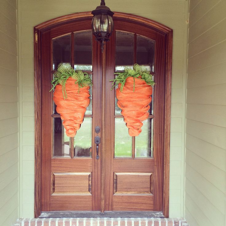Best 17 Best Ideas About Double Door Wreaths On Pinterest This Month