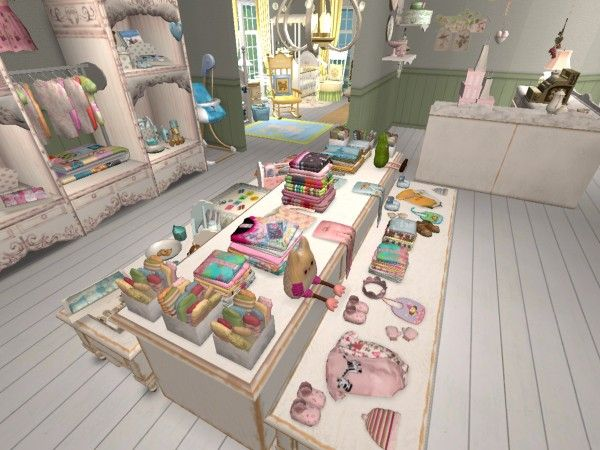 Best Baby Boutique Virtual Retail Décor Displays Using The This Month