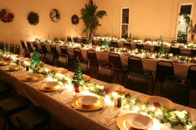Best Christmas Table Decorations Http Www This Month