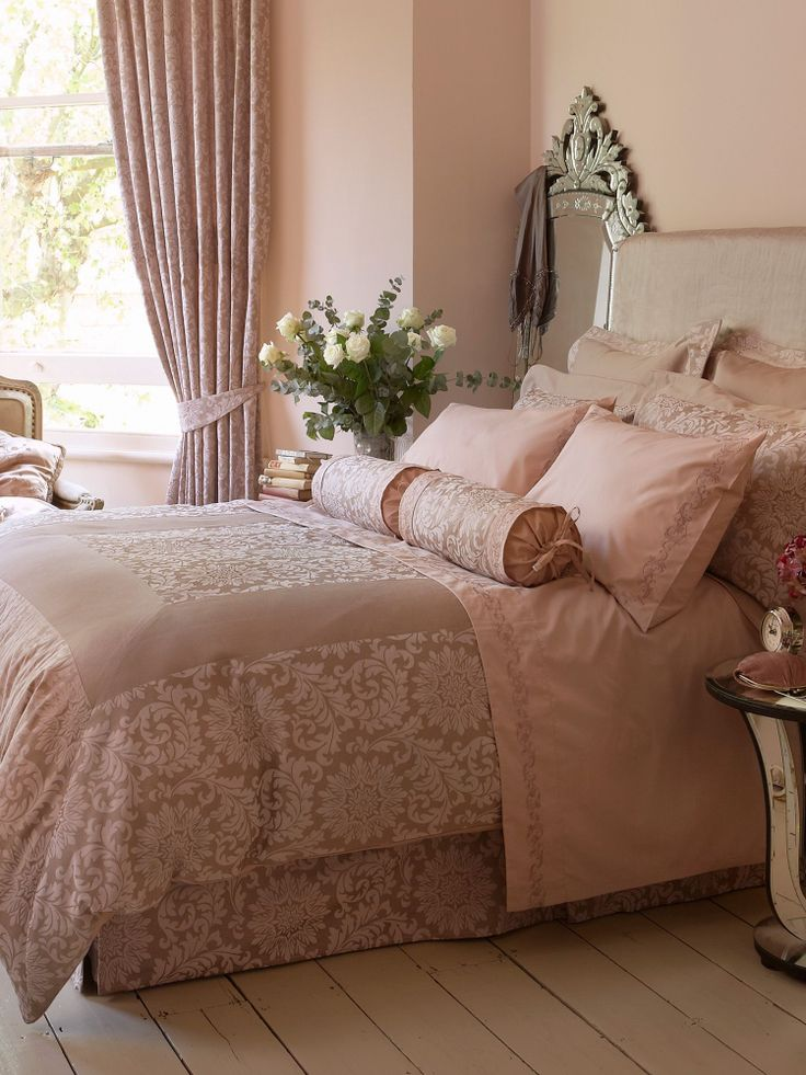 Best 20 Dusky Pink Bedroom Ideas On Pinterest This Month