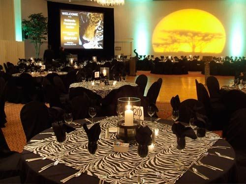 Best Party Decoration Ideas With African Theme Safari Theme This Month