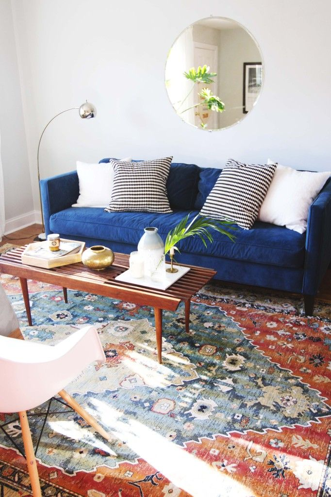 Best Design Updates In The Living Room This Month