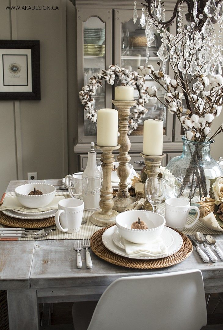 Best 1000 Ideas About Dining Table Decorations On Pinterest This Month