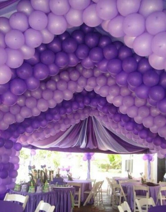Best 271 Best Images About Decorate With Balloons On Pinterest This Month