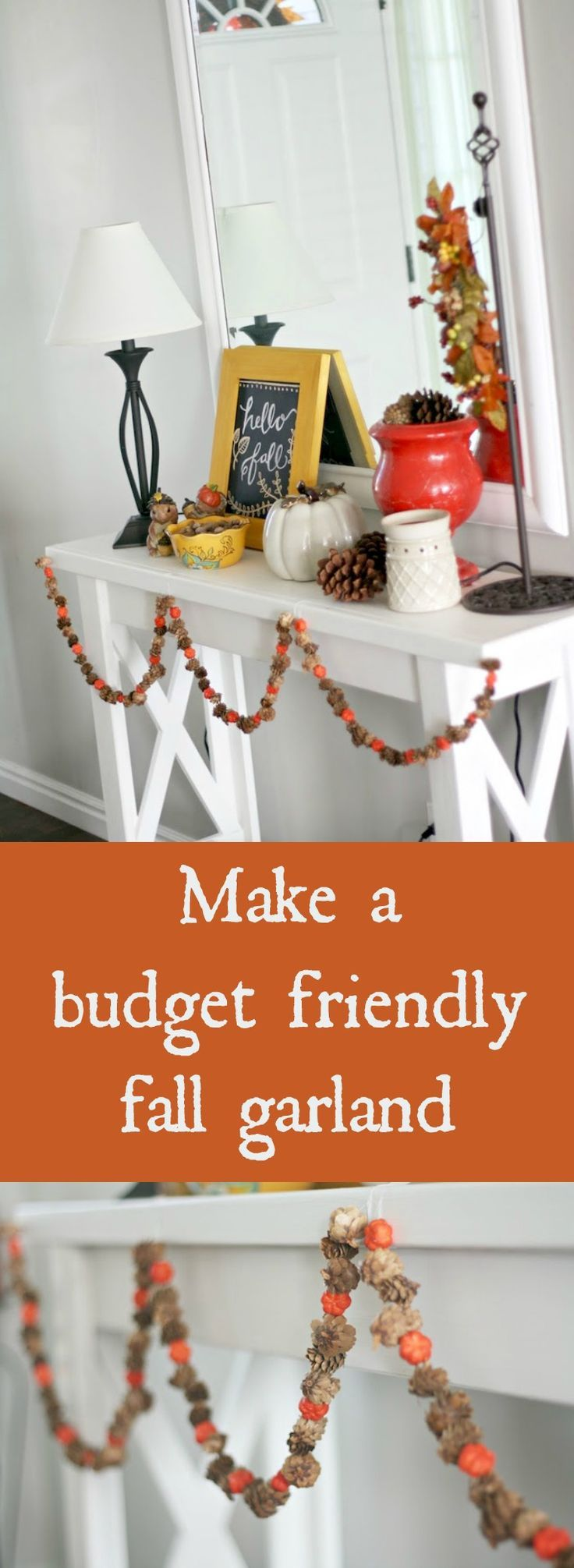 Best 17 Best Ideas About Fall Garland On Pinterest This Month