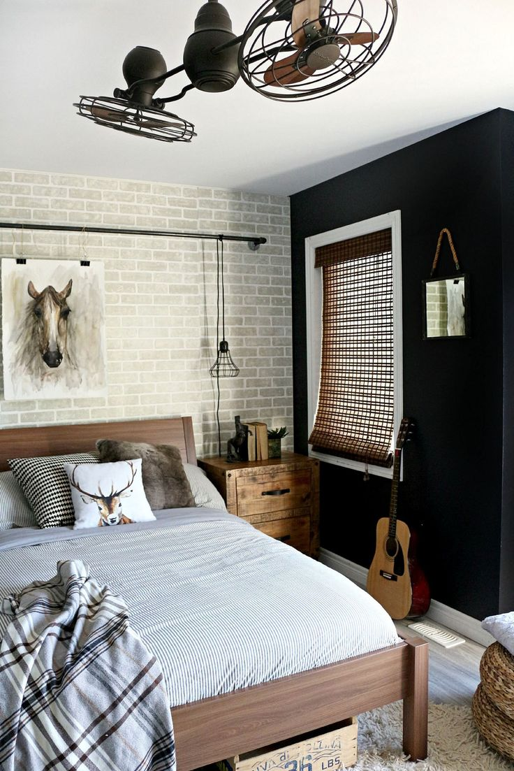 Best 25 Best Ideas About Industrial Bedroom Design On This Month