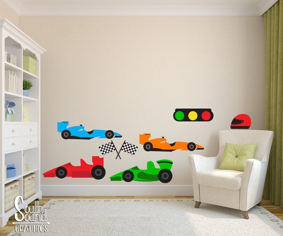 Best 17 Best Ideas About Race Car Room On Pinterest Boys Car This Month