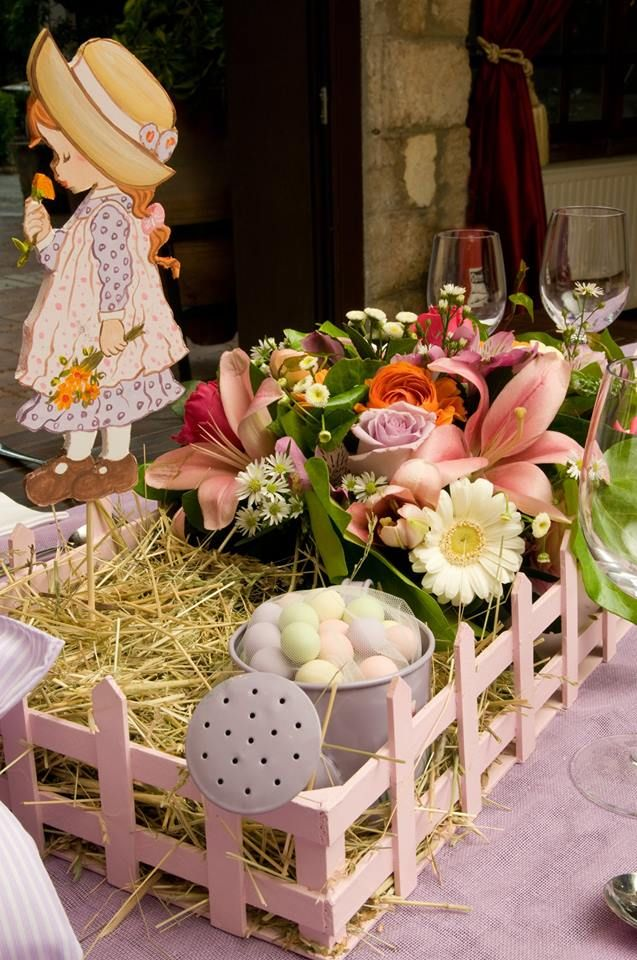 Best 1000 Ideas About Baptism Table Centerpieces On Pinterest This Month