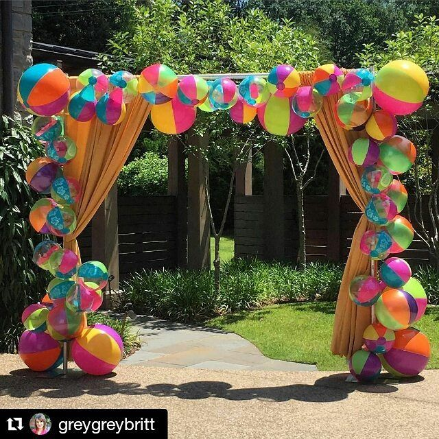 Best Repost Greygreybritt Welcome Your Guests With A Beach This Month