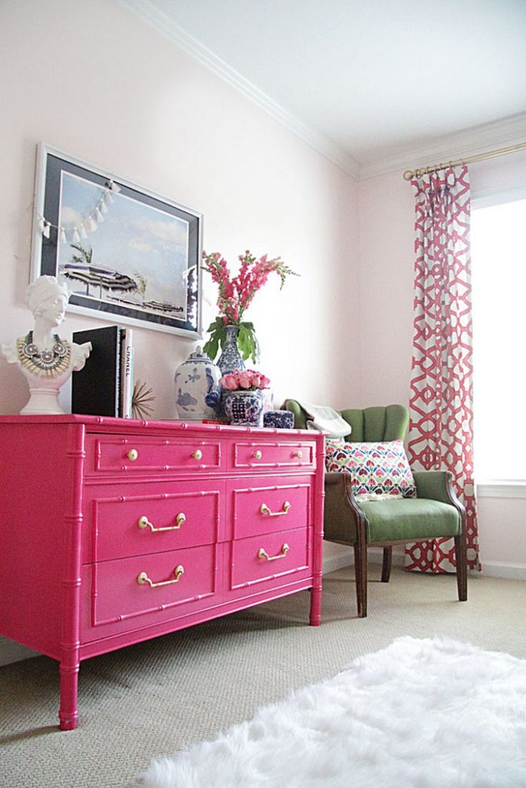 Best 20 Hot Pink Bedrooms Ideas On Pinterest Pink This Month