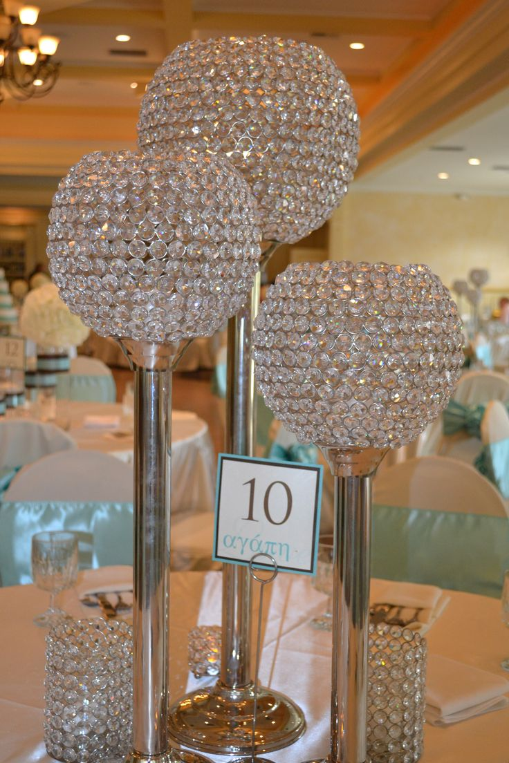 Best Bling Candle Holders Centerpieces Bling Wedding This Month