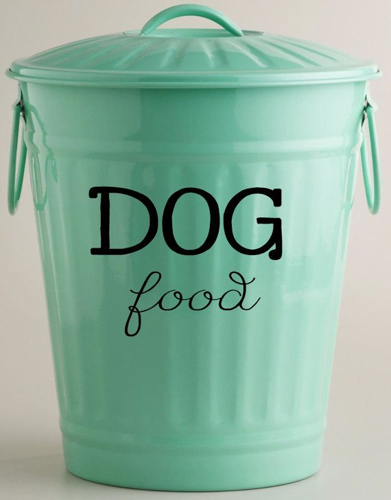 Best 25 Best Ideas About Dog Food Storage On Pinterest This Month