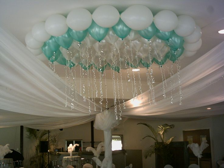 Best 39 Best Images About Ceiling Balloon Decor On Pinterest This Month