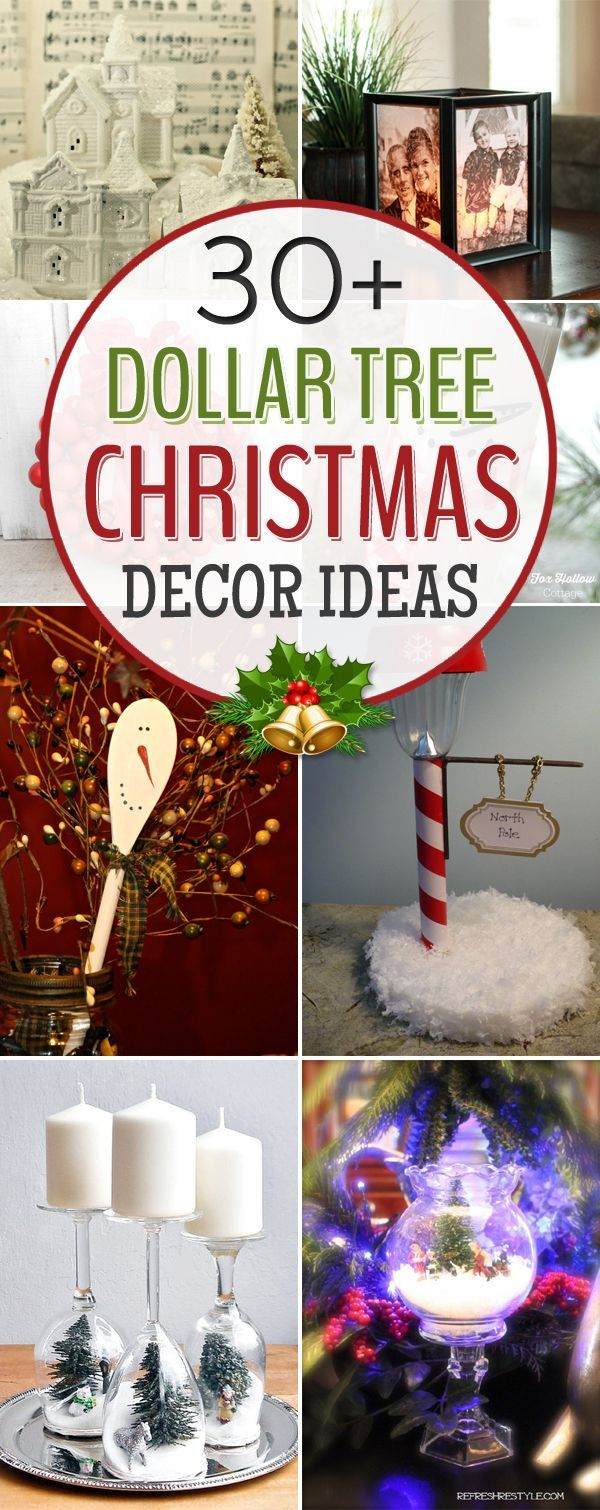 Best 25 Best Ideas About Dollar Tree Christmas On Pinterest This Month