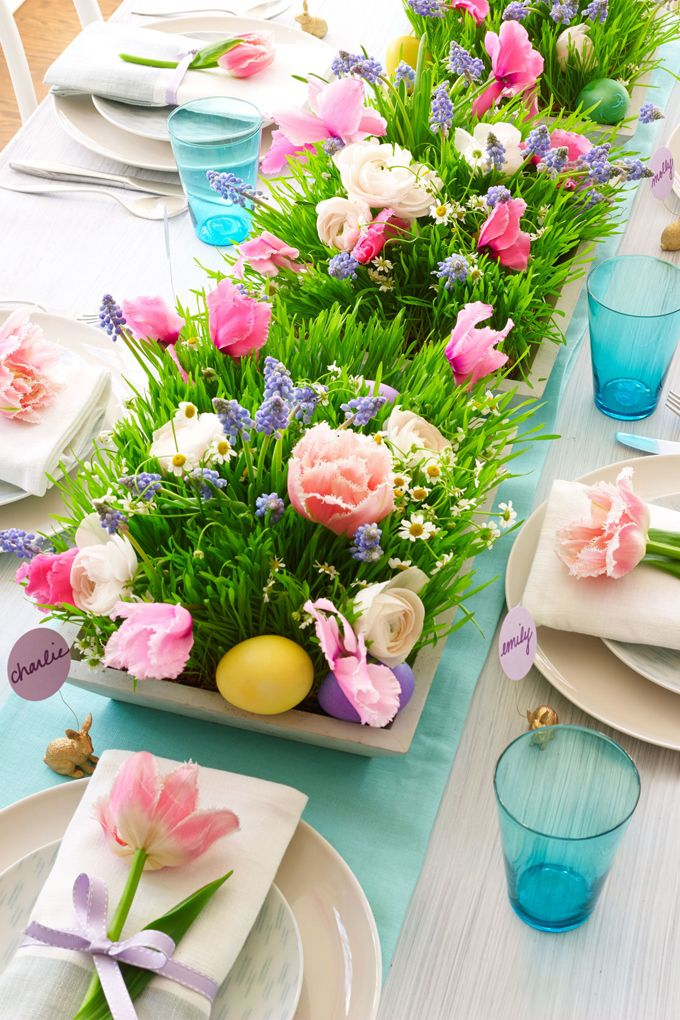 Best 20 Easter Table Decorations Ideas On Pinterest This Month