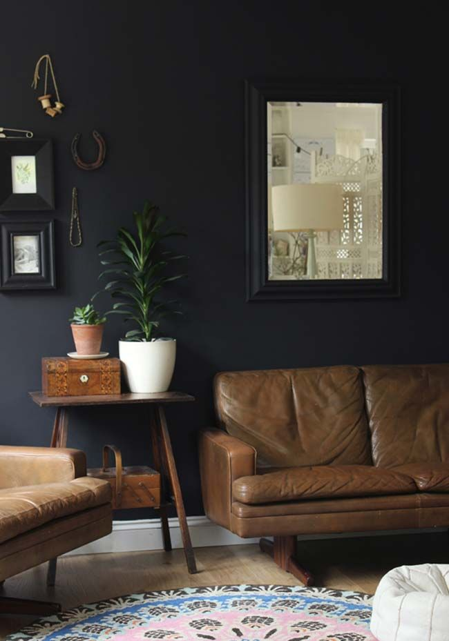 Best 17 Best Ideas About Black Living Rooms On Pinterest This Month