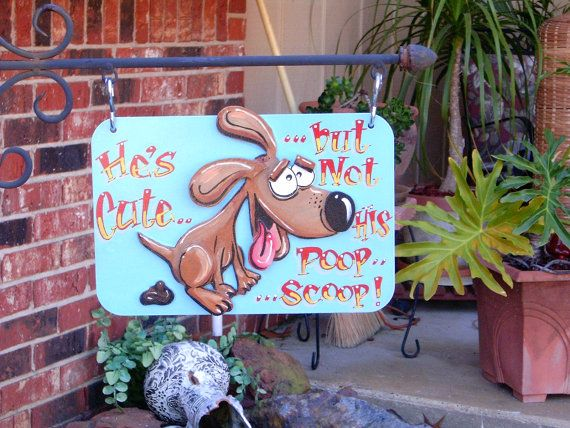 Best Decorative No P**P Yard Signs By Nesteggartdesigns On Etsy This Month