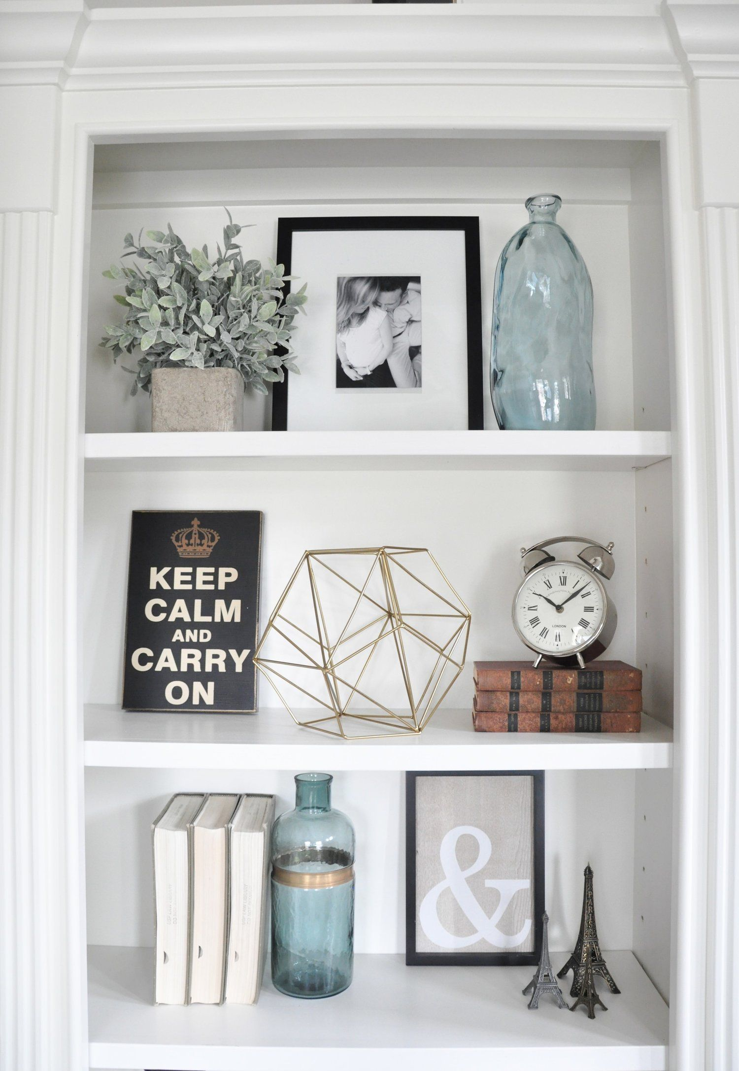 Best Styling Built Ins Instagram Feed Spaces And House This Month