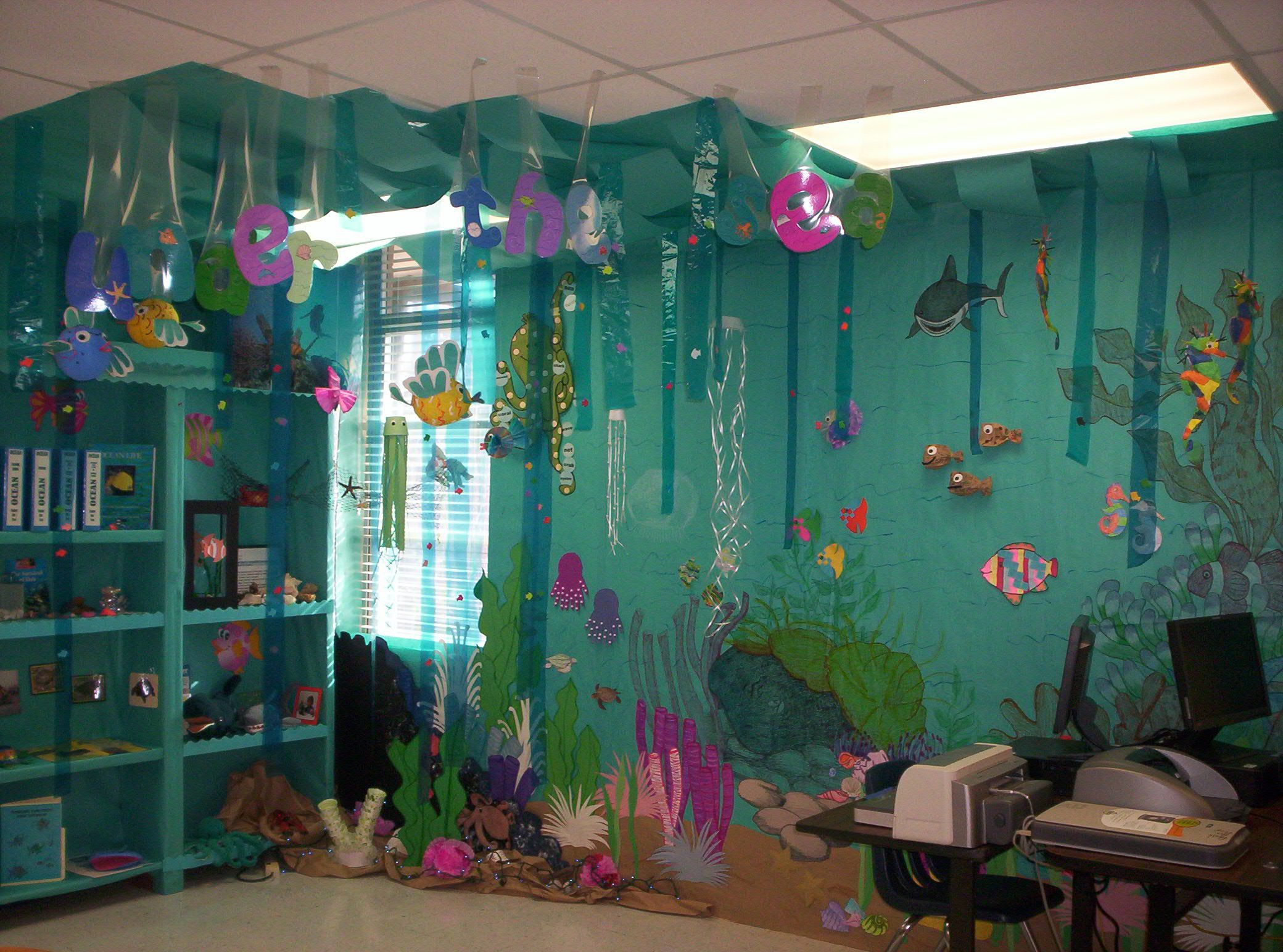 Best Under The Sea Classroom Theme Ideas Classroom This Month