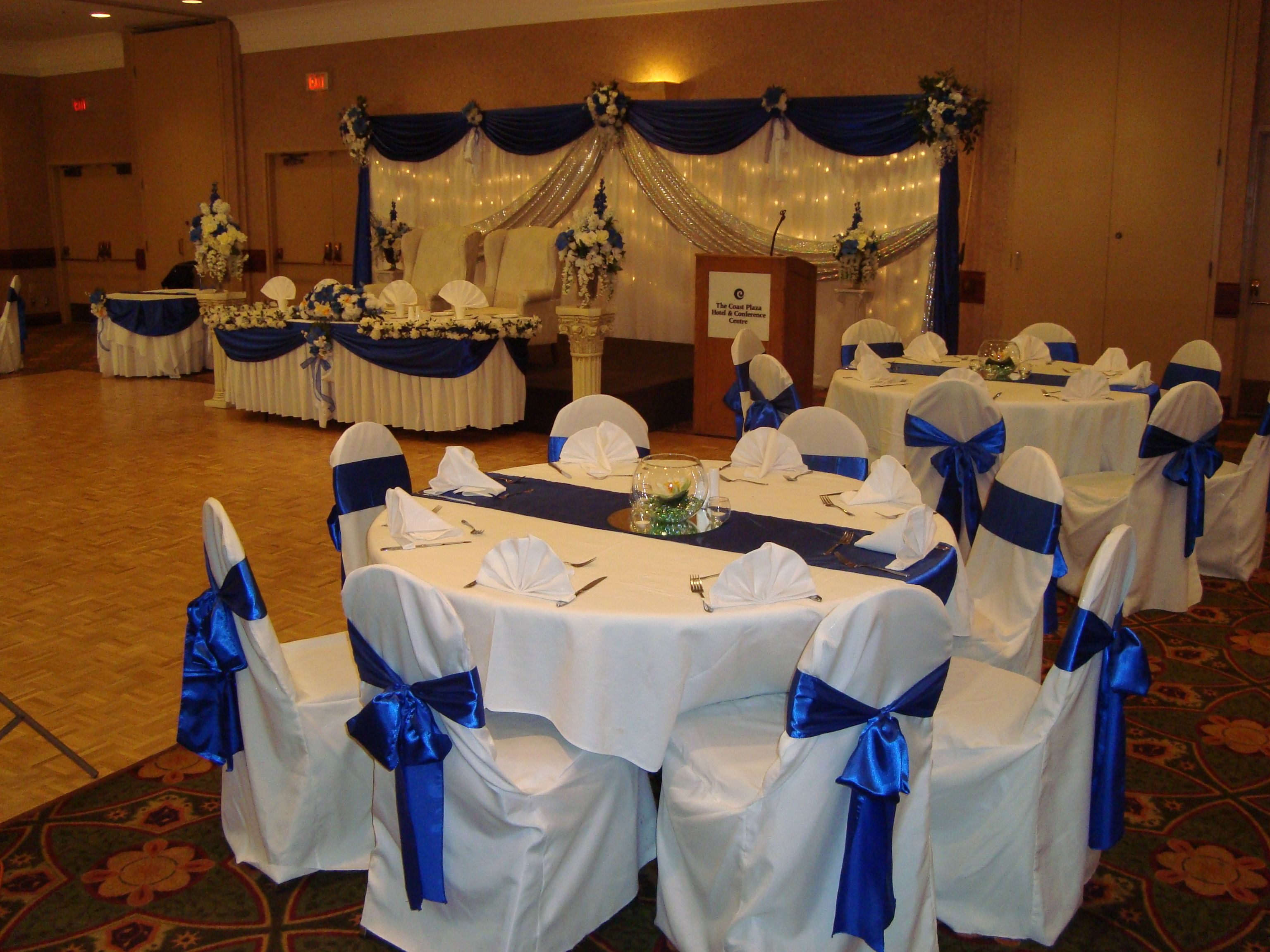 Best Banquet Hall Decoration By Noretas Decor Inc Http This Month