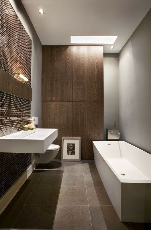 Best Tribeca Apartment Bathroom By David Howell Design This Month