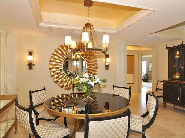 Best Contemporary Dining Room Decorating Ideas With Luxurious This Month