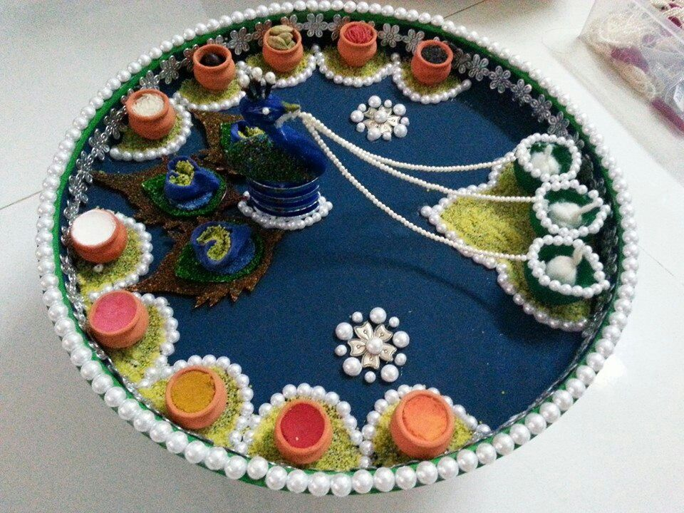Best Aarti Decoration Diy Crafts That I Love Pinterest This Month