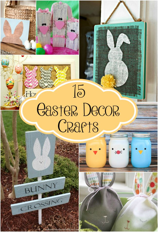 Best 25 Diy Easter Decorations Ideas On Pinterest This Month