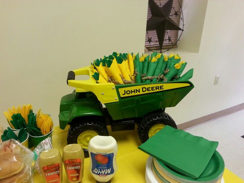 Best Exceptional John Deere Baby Shower Decorations John This Month