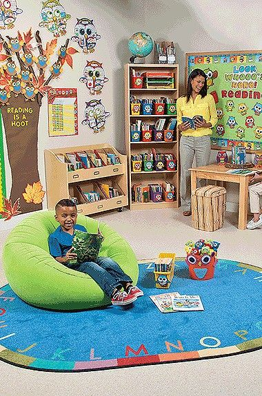 Best Classroom Library Supplies Reading Corner Themes This Month