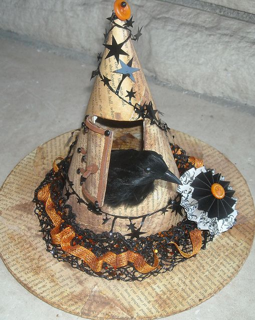Best Witch Hat Chris Made For Amy Witches Halloween Ideas This Month