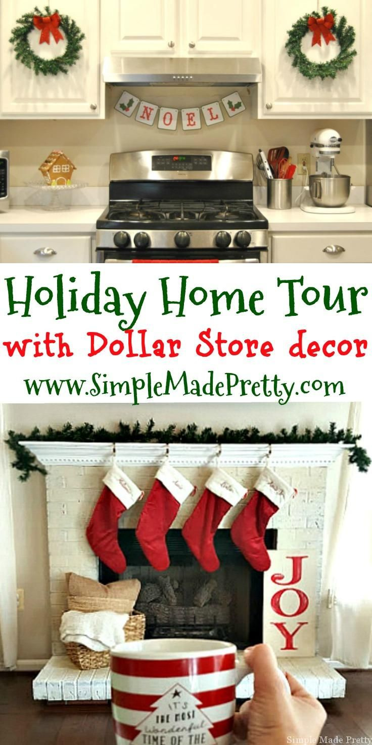 Best Dollar Store Diy Holiday Home Decor Ideas That Will Save This Month