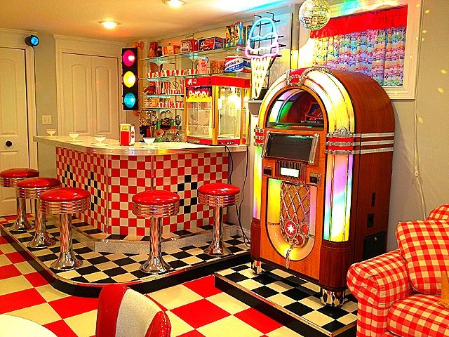 Best My 1950 S Diner My Husband Made Interior Decorating This Month