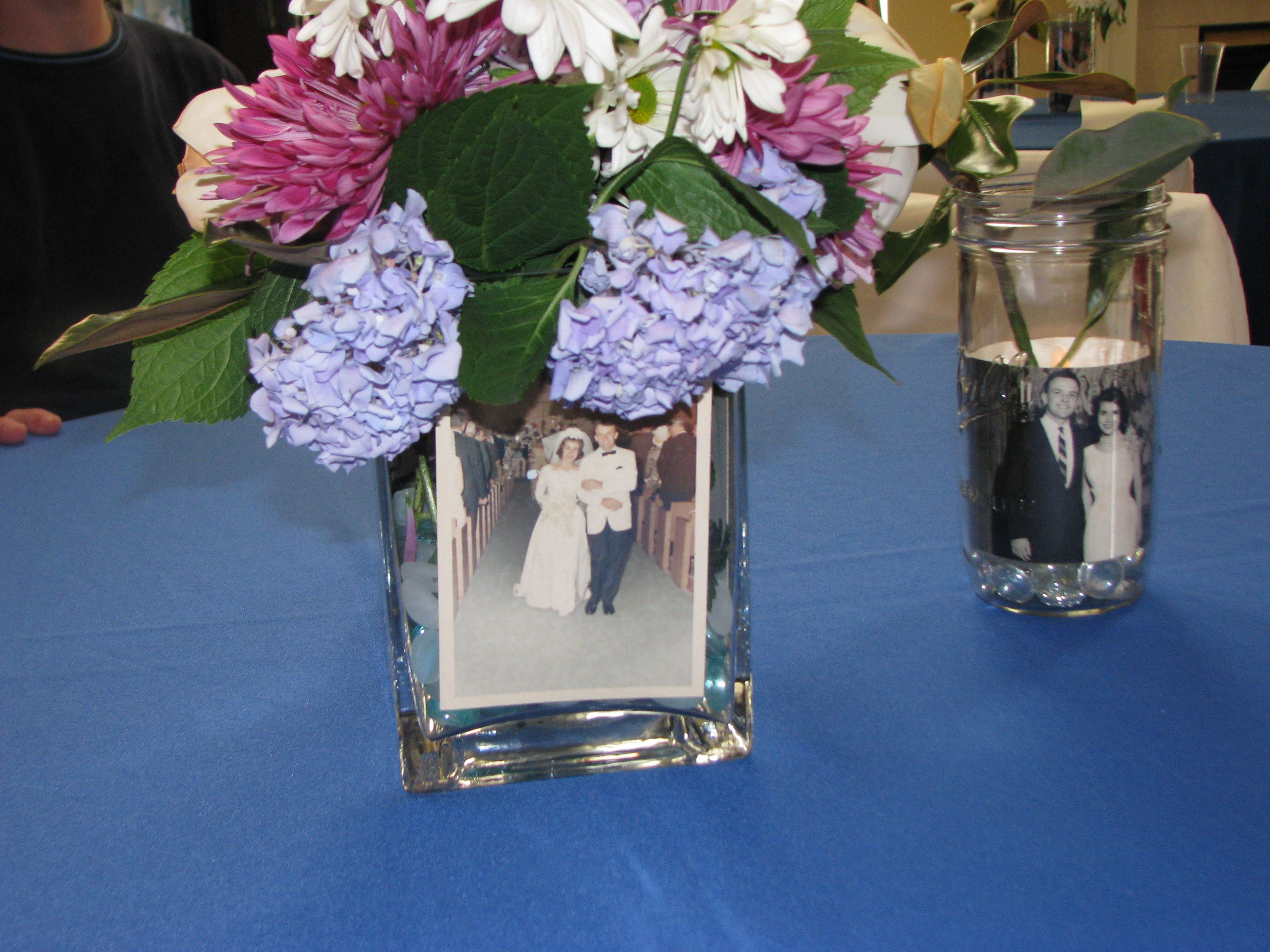 Best 70Th Birthday Party Idea We Used Mason Jars And This This Month