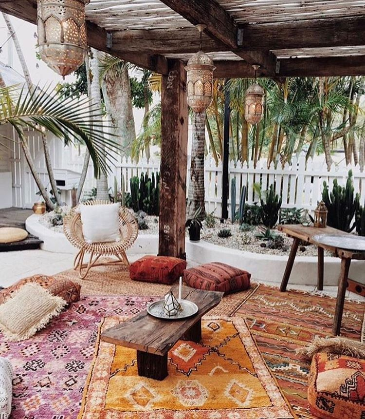 Best Bright Bohemian Modern Home Decor Share Your Hesbystyle This Month