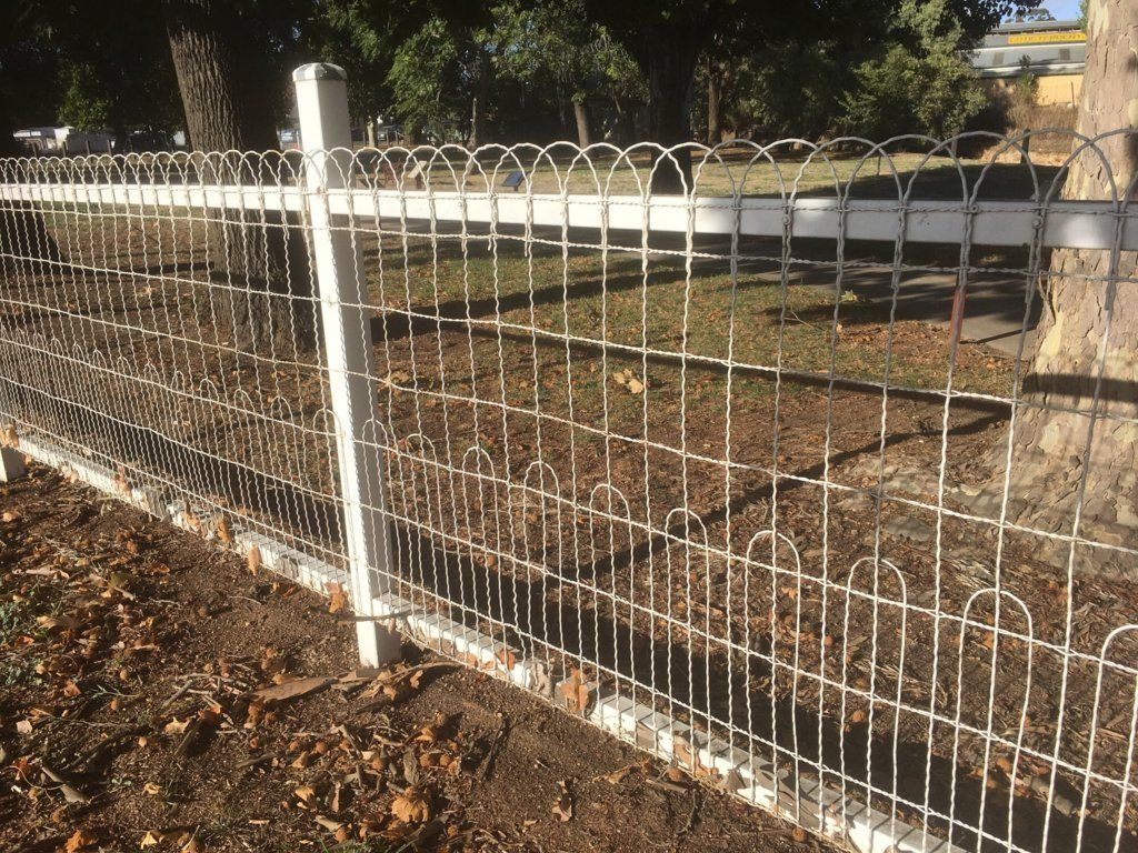 Best Woven Roll Top Wire Fence Decorative Wire Gates This Month