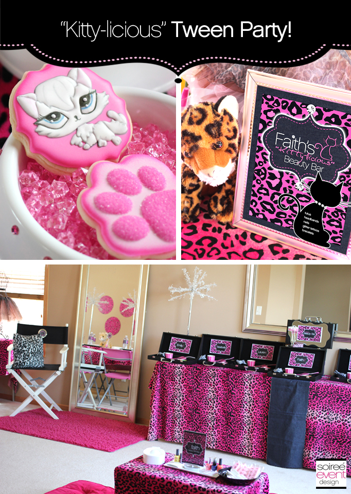Best Kitty Licious Tween Party Ideas And Tips Soiree Event This Month