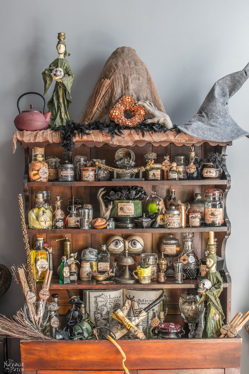 Best Apothecary Jars And Free Printable Labels The Navage Patch This Month