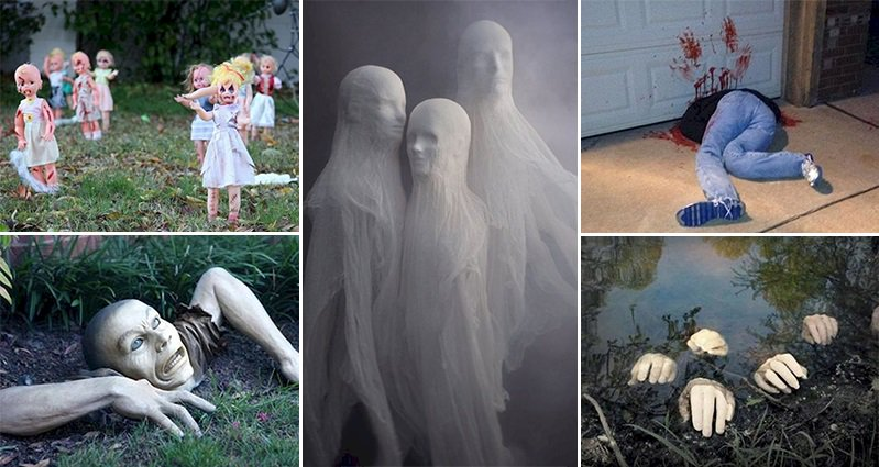 Best 11 Horrifying Halloween Decorations Designed To Scare This Month