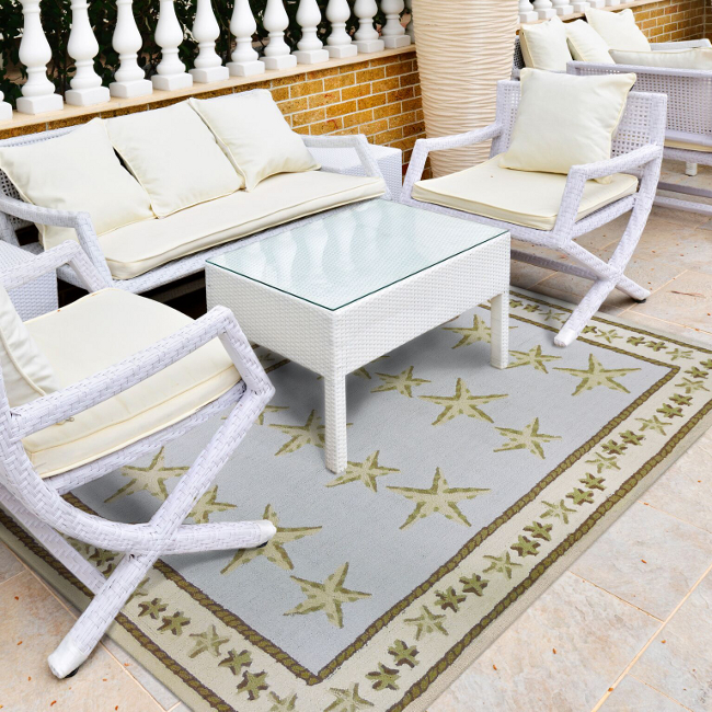 Best Starfish Toss Rug This Month