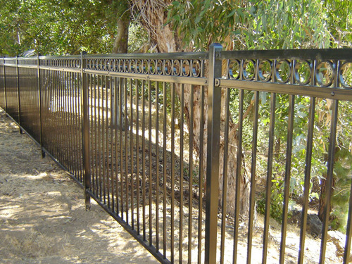 Best Wrought Iron Fence Panels Wholesale Prices Ornamental This Month