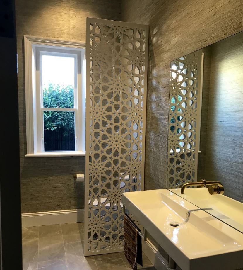 Best Alhambra Laser Cut Decorative Screen Decorative Screens This Month