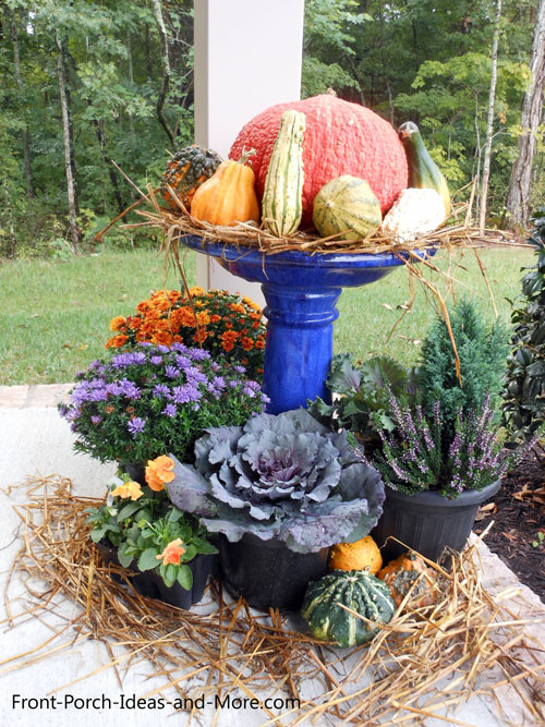 Best 12 Easy Fall Decorating Ideas For Your Porch Or Yard This Month