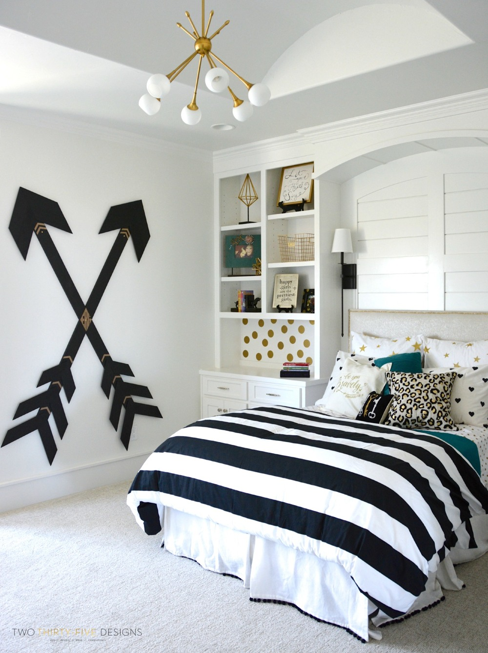 Best 23 Stylish T**N Girl's Bedroom Ideas Homelovr This Month