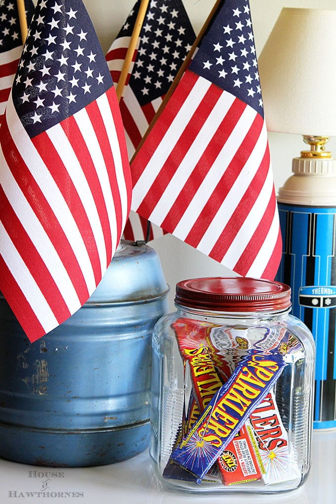 Best Diy 4Th Of July Decorations Quick And Easy House Of This Month