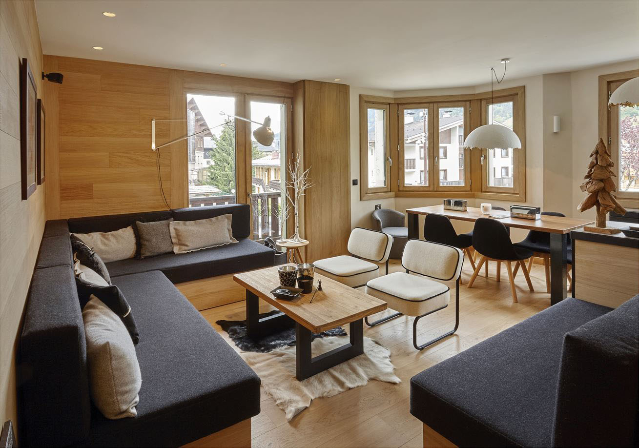 Best Modern Ski Resort Apartment In The French Alps This Month