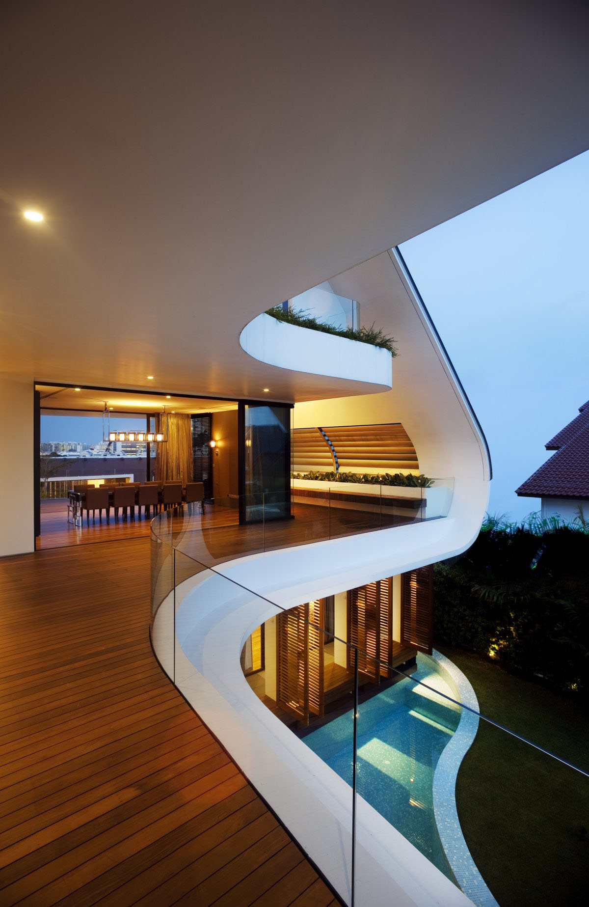Best Yacht House Design In Singapore Idesignarch Interior This Month
