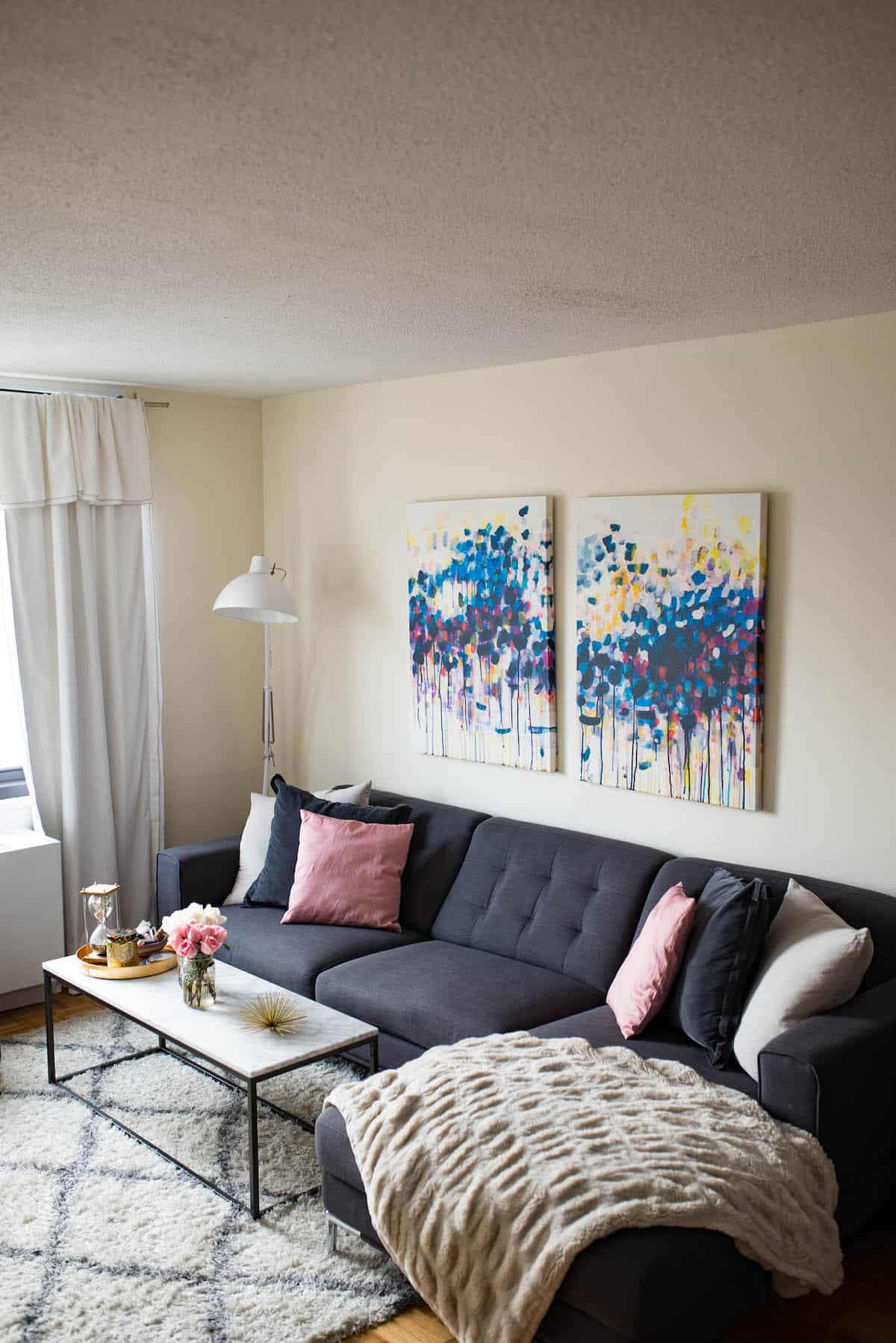 Best Home Decor Update New York City Apartment 2017 Katie S This Month