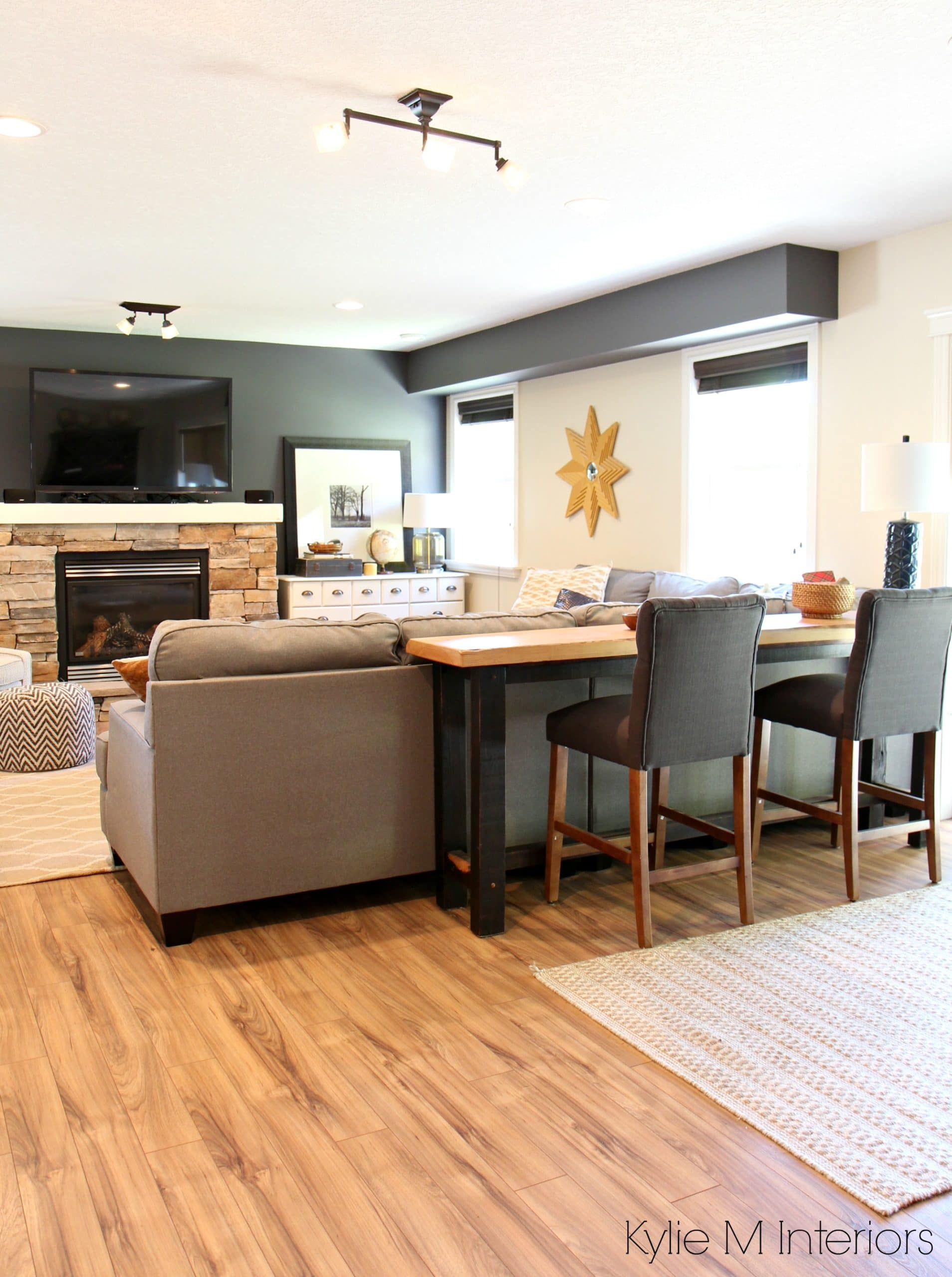 Best Sofa Table Behidn Sectional Decorating Ideas For Family This Month