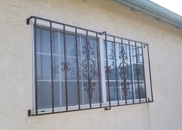 Best Ba Ramirez Iron Works Gallery Wrought Iron Window Guards This Month